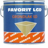 Drenth-Favorit LGD-Grondlak SD-Wit-2,5 liter