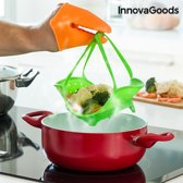 INNOVAGOODS VOUWBARE SILICONEN STOMER