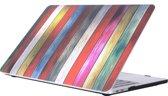 Mobigear Hardshell Case Wood Serie 3 Macbook Pro 13 inch Thunderbolt 3 (USB-C)