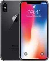 Forza Refurbished Apple iPhone X 64GB Space Grey | Licht gebruikt | B grade | Incl. Twee jaar Garantie