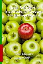 Jack Burkhart's Inspirational Quotes for Entrepreneurs