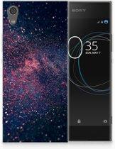 Sony Xperia XA1 TPU Hoesje Design Stars
