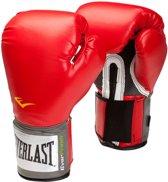 Velcro Pro Style Training Gloves | 10 oz Rood