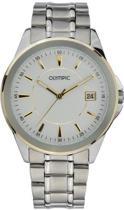 Olympic OL26HTT171B Horloge - Titanium - Zilverkleurig