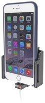 Brodit verstelbare houder met kabelbevestiging Apple iPhone 6/6s/7/8 Plus/X/XR/XS/XS Max/11 (75-89mm/2-10mm)