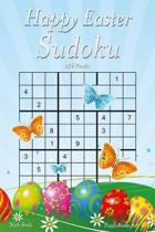 Happy Easter Sudoku - 276 Logic Puzzles