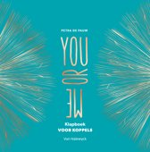Boek cover You or me van Petra de Pauw (Hardcover)