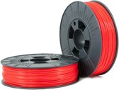PLA 1,75mm red ca. RAL 3020 0,75kg - 3D Filament Supplies