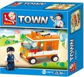 Building Blocks Town Serie Mini Bus