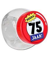 Paperdreams Candy Jars nr.13- 75 jaar