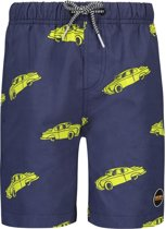 Shiwi Swim shorts cars - washed blue - 164