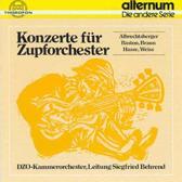 Konzerte F. Zupforchester