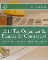 2015 Tax Organizer & Planner for Contractors