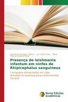 Presenca de Leishmania Infantum Em Ninfas de Rhipicephalus Sanguineus