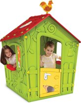 Keter Magic Play House - Speelhuis - Groen/Geel