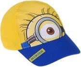 Minions-Honkbal-pet-geel - Maat 52