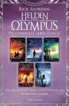 Helden van Olympus - De helden van Olympus - De complete serie (5-in-1)