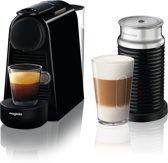 Nespresso Magimix Essenza Mini M115 - Koffiecupmachine - Zwart - met melkopschuimr