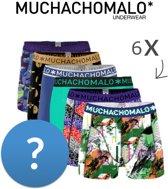 Muchachomalo 6-pack boxershorts verrassingsdeal-XXL