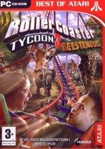 Roller Coaster Tycoon 3: Beestenboel Uitbreidingsspel - Windows