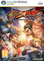 Street Fighter X Tekken - Windows