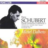 Schubert: Piano Sonatas Vol.3