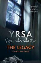 Boekomslag van 'The Legacy'