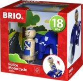 BRIO Politie motor - 30336