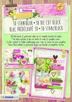 Celebrate Spring - 3D Stansblok