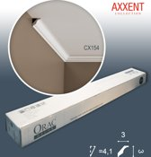 1 doos 10 Kroonlijsten Origineel Orac Decor CX154 AXXENT Plafondlijsten Sierlijsten 20 m