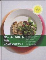 Boekomslag van 'Master chefs for home chefs / 2'