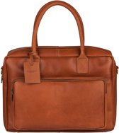 Burkely Split Hunter Laptoptas – Aktetas – Cognac