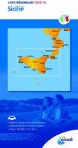 ANWB wegenkaart - ANWB wegenkaart Italië 10. Sicilië