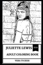 Juliette Lewis Adult Coloring Book