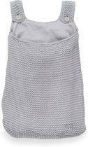 Jollein Boxopbergzak Heavy knit - light grey