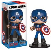 Funko / Wobbler - Captain America (Civil War / Marvel)