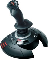 Thrustmaster T Flight Stick X PS3 + PC - Zwart