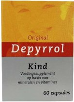 Depyrrol Kind - 60 Capsules - Multivitamine