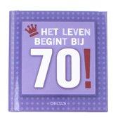 Het leven begint bij 70!