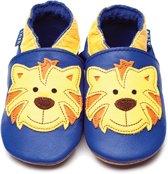 Inch Blue babyslofjes tommy tiger cobalt