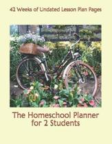 The Homeschool Planner for 2 Students