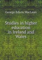 Studies in Higher Education in Ireland and Wales