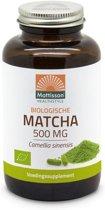 Mattisson / Biologisch Matcha 500 mg – 90 vcaps