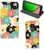Motorola Moto G7 Play Magnet Case Bears