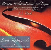Baroque Preludes, Dances and Fugues