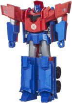 Transformers 3-Step Changers Optimus Prime - 21 cm - Robot