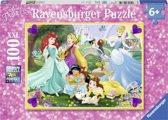 Ravensburger puzzel Disney Princess Durf te dromen - Legpuzzel - 100 stukjes