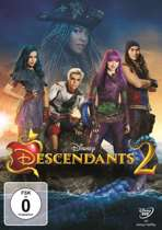 Descendants 2 (import) (dvd)