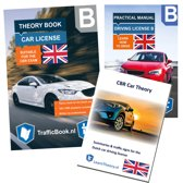Car Theory Book English 2020 + English Car Practical Book + Theory Summary