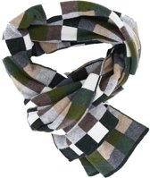Profuomo herensjaal knitted army, maat
